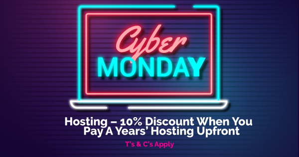 CYBER MONDAY With IconomySA