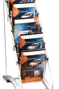 Table Top Brochure Stand Smart